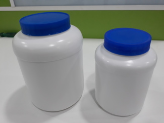 Round HDPE Containers